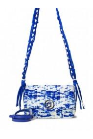 Geanta casual DESIGUAL 156713 Albastru