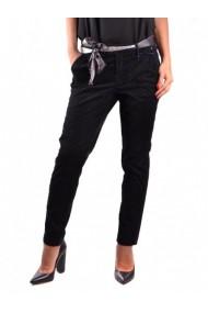 Pantaloni drepti Jacob Cohen DVG-GG_102689 Negru