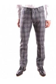 Pantaloni drepti GIVENCHY 120115 Alb