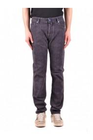 Pantaloni Lungi Fred Perry 100413 Alb