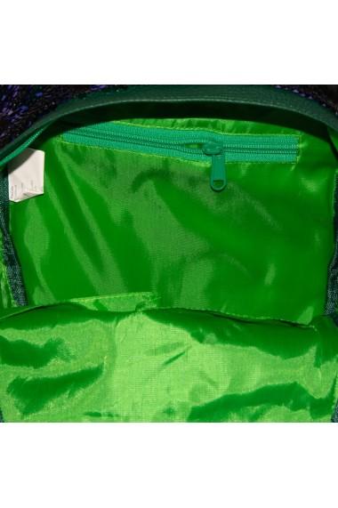 Rucsac Paiete reversibile Verde Cameleon
