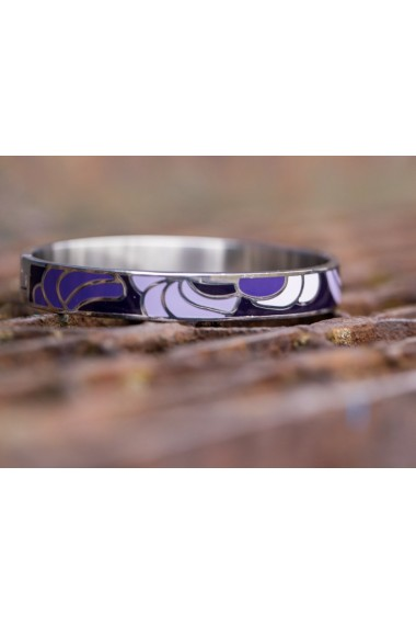 Bratara Purple Passion