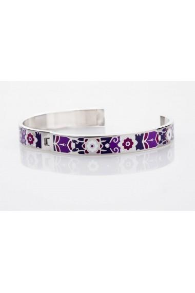 Bratara Purple art