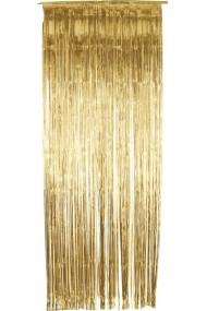 Perdea Cortina Gold Tinsel Auriu