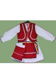 Costum popular National fetite 5 ani