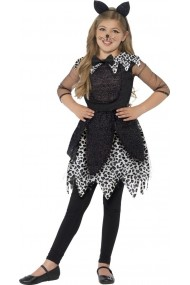 Costum Pisicuta copii 7-9 Ani
