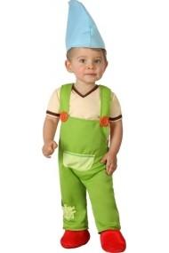 Costumatie Green Elf baietei 12-24 luni