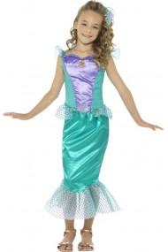 Costum Sirena 7-9 ani