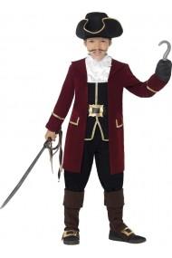 Costum Capitan Pirat baieti 7-9 ani