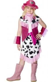 Costumatie Rodeo Girl fetite 7-9 ani