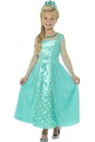 Costumatie Ice Princess 7-9 ani