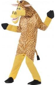 Costum Melman Girafa Madagascar 7-9 ani