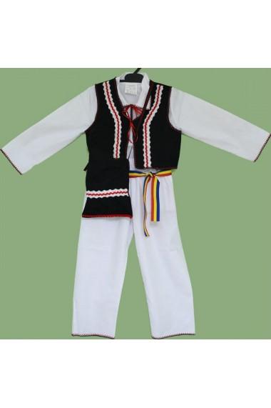 Costum popular National baietei 3 ani