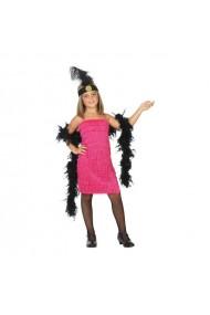 Costum Charleston Fetite 7-9 Ani 130-145 cm