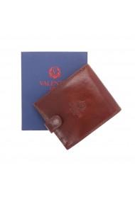 Portofel din piele maro coniac Valentini pentru barbati model 561