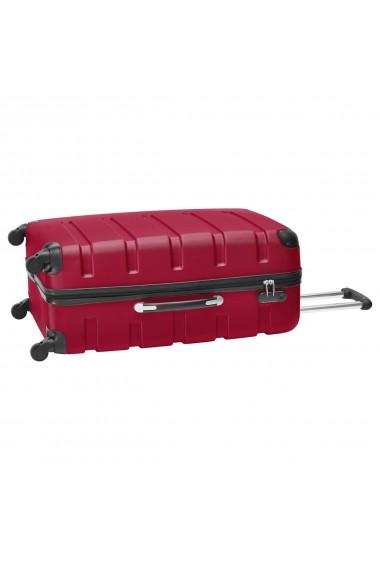 Troler mare Packenger Marina rosu 75 cm