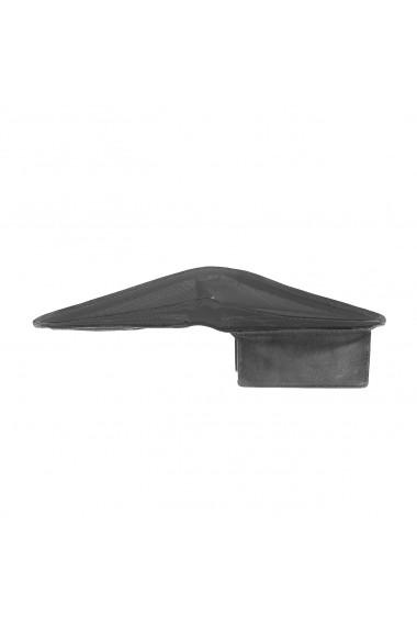 Portofel barbati The Chesterfield Brand cu protectie anti scanare RFID din piele naturala neagra Walid