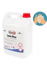 Sapun lichid de maini Luxor Rosa crema curatare si protejarea mainilor 5 l