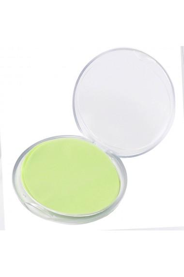 Set 100 bucati foite de sapun 50 dispozitiv + 50 rezerva Quasar & Co. parfum warm wood verde