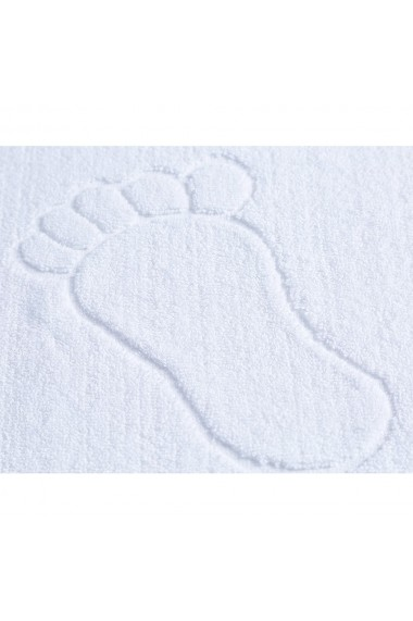 Prosop baie picioare Quasar & Co. 50 x 70 cm 720 g/mp hotel quality 100% bumbac alb