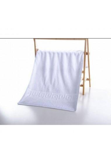 Prosop baie fata Quasar & Co. 50 x 90 cm 600 g/mp hotel quality 100% bumbac alb