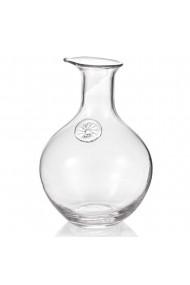Decantor 1 4 L Impressionen carafa vin rosu/alb h 20 cm sticla transparent