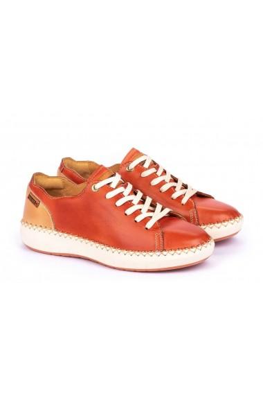 Pantofi sport dama din piele naturala Pikolinos W6B-6836