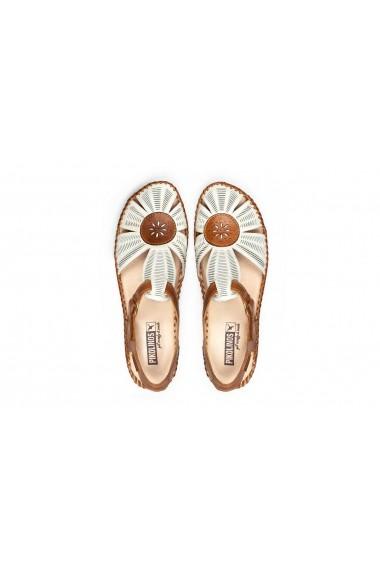Sandale dama din piele naturala Pikolinos Vallarta 655-0575
