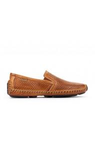 Pantofi casual barbatesti din piele naturala maro Pikolinos 09Z-3100