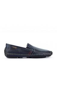 Pantofi casual barbatesti din piele naturala Pikolinos Jerez 09Z-3100 bleumarin
