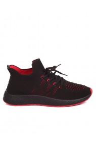 Pantofi sport barbatesti din material textil cu talpa flexibila