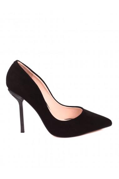 Pantofi stiletto Paolo Botticelli 3M-21027 negri