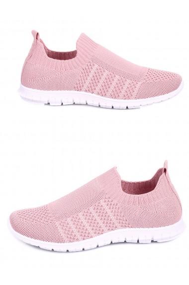 Pantofi sport dama slip-on Paolo Botticelli 3U-20003 roz