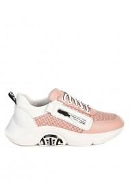 Pantofi sport dama din piele naturala  Paolo Botticelli 3AT-21255