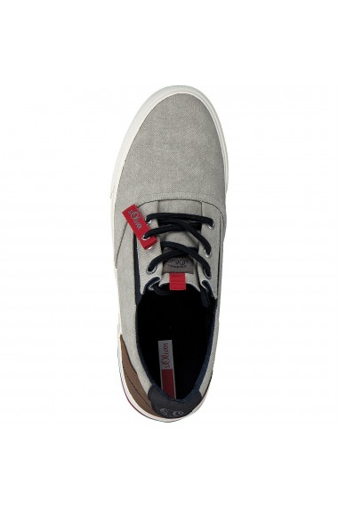 Pantofi barbatesti din material textil cu talpa flexibila