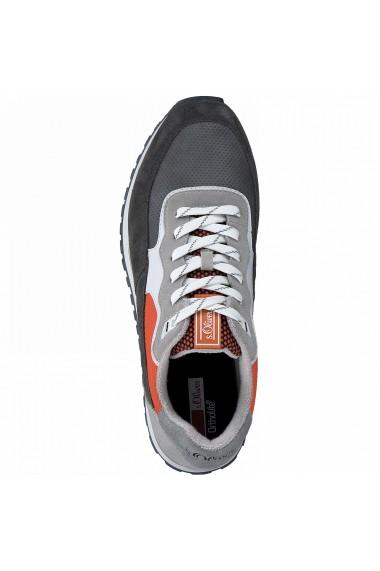 Pantofi sport barbatesti din piele intoarsa S. Oliver 5-13610-26