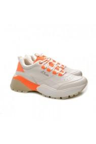 Pantofi sport dama S.Oliver 23633 albi