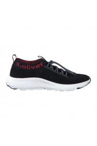 Pantofi sport dama din material textil albastru S. Oliver 23639
