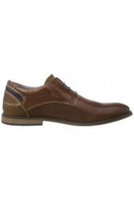 Pantofi casual barbatesti din piele naturala maro S.Oliver 5-13200-36