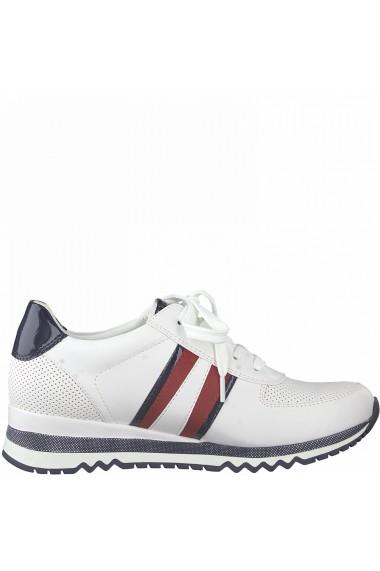 Pantofi sport dama din piele naturala Marco Tozzi 2-23766-26