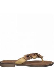 Papuci dama pentru plaja sau pentru strada Marco Tozzi 2-27108-26