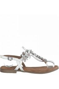 Sandale casual dama din piele naturala Marco Tozzi 2-28148-26