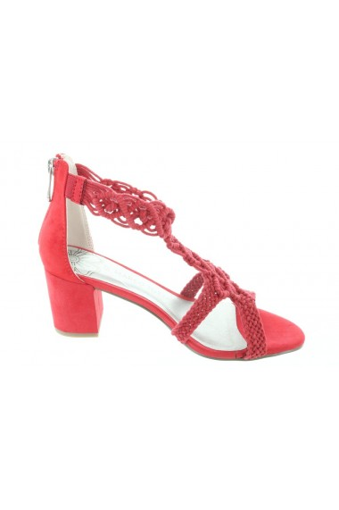 Sandale elegante dama Marco Tozzi 28330 rosu