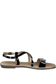 Sandale casual dama  din piele naturala Marco Tozzi 28140
