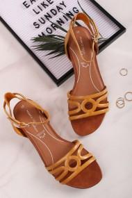 Sandale casual dama din piele naturala Marco Tozzi 28425