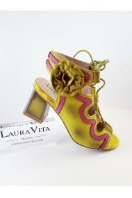 Sandale dama  piele naturala Laura Vita