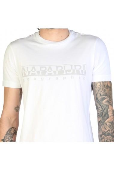 Tricou Napapijri SEVORA_N0YIJ9002 Alb