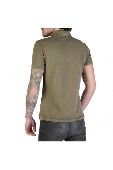 Tricou Napapijri ELBAS-2_N0YIJ5GD6 Verde