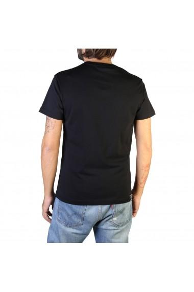 Tricou Versace Jeans B3GTB74E_36590_Y6A Negru
