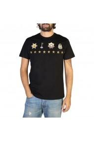 Tricou Versace Jeans B3GTB71A_30134_899 Negru